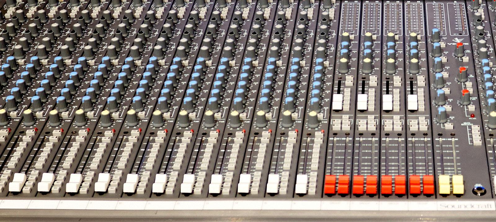 Plus Minus Recording Equipment